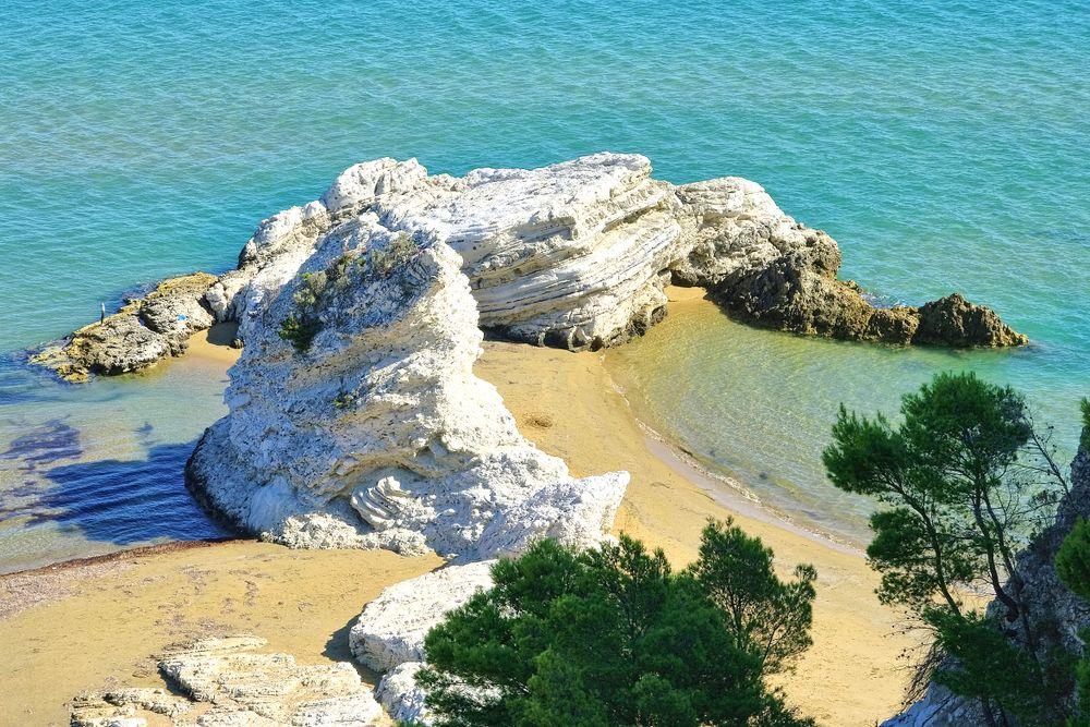 Gargano-Halbinsel, Apulien