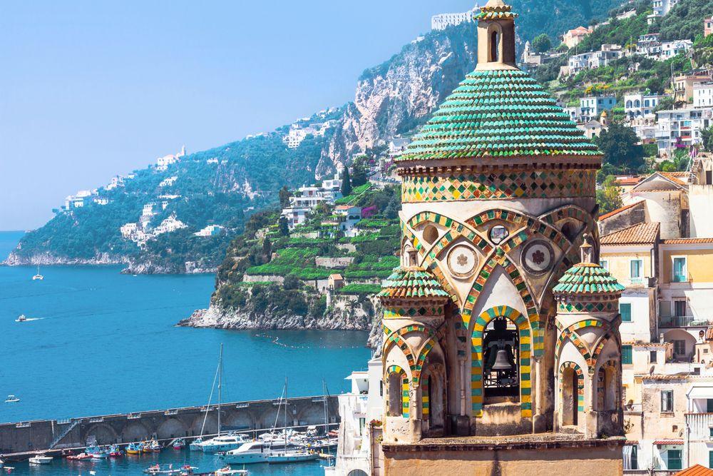 Kirche, Amalfiküste