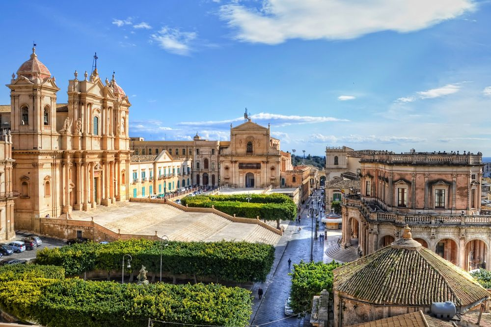 Noto, Sizilien