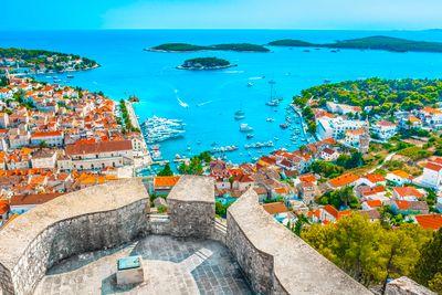 Schiffs-/Busreise Kroatien zu Wasser & zu Land
