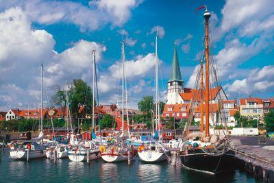 Autoreise Dänemark und die Sonneninsel Bornholm