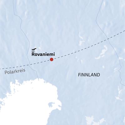 Aktivreise Winterzauber am Polarkreis