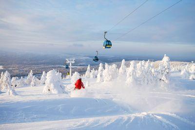 Kurzreise Finnisch Lappland