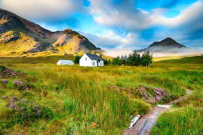 Busreise Outlander - die schönsten Filmkulissen