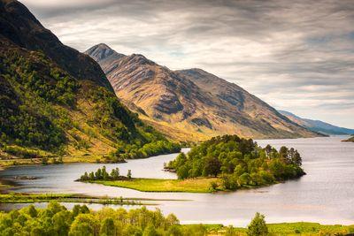 Autoreise Stippvisite Schottland