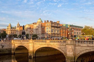 Bahnreise Bahnerlebnis Dublin & Galway