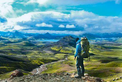 Auto-/Wanderreise Islands Wanderhöhepunkte