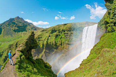 Autoreise Island gemütlich