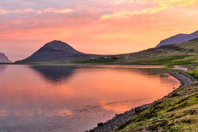 Autoreise Abenteuer Hochland & Westfjorde