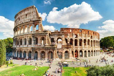 Städtereise Rom - Stadt mit Herz