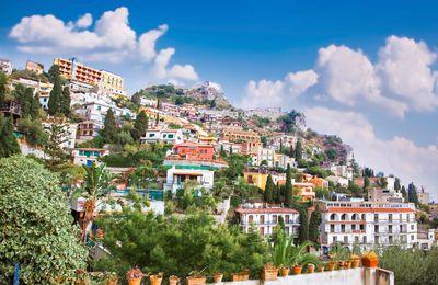 Busreise Sizilianische Impressionen