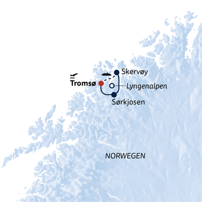 Aktivreise Explore the Arctic