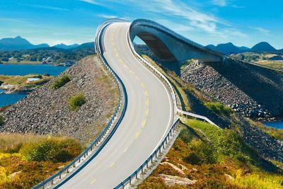 Autoreise Die Straßen der Superlative