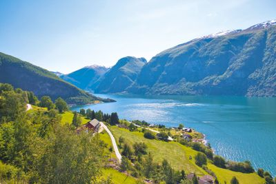 Bahn-/Schiffsreise Norwegens Highlights per Bahn & Schiff