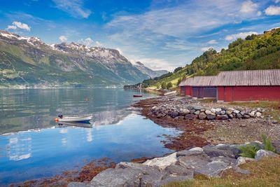 Autoreise Hütten-Erlebnis Norwegen