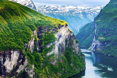 Autoreise Gletscher, Fjorde, Wasserfälle