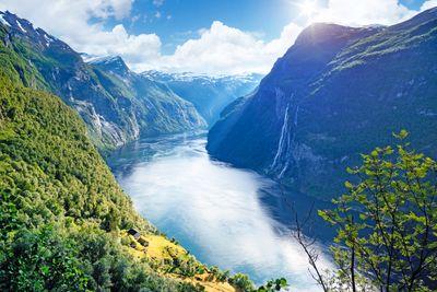 Havila Die intensive Postschiffreise Tour B Bergen - Kirkenes - Trondheim mit Fähre Kiel-Oslo-Kiel