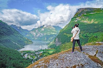 Autoreise Highlights der Fjorde