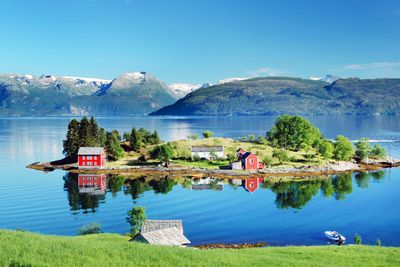 Autoreise Hygge, Gletscher & Fjorde
