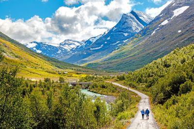 Wandern zwischen Fjord und Fjell