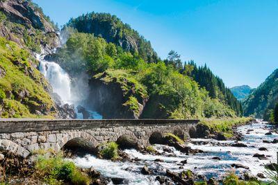 Autoreise Fjord Norwegen par excellence