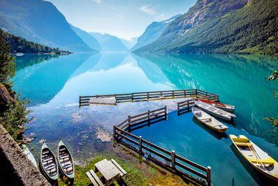 Autoreise Norwegen - Ein Eldorado für Fjordliebhaber - Tour A