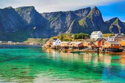 Busreise Skandinaviens Höhepunkte