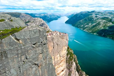 Busreise Naturschauspiele Norwegens