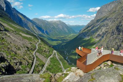 Busreise Wunderland Norwegen