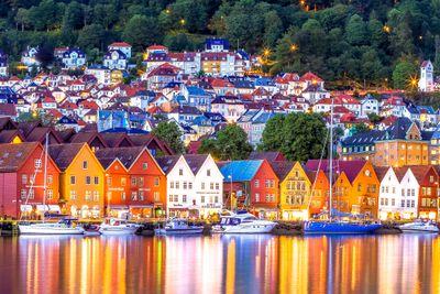 Standortreise Erlebniswoche Bergen
