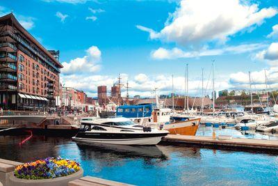 Havila Küstenerlebnisse auf der Nordroute Tour B Bergen - Kirkenes mit Flug nach Oslo/von Kirkenes