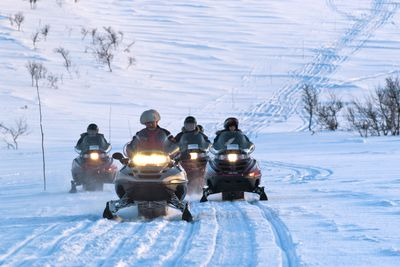 Aktivreise Winterträume aus Schnee & Eis