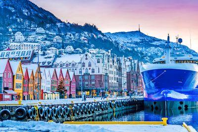 Bahn-/Schiffsreise Silvester in Norwegen - Godt nytt ar
