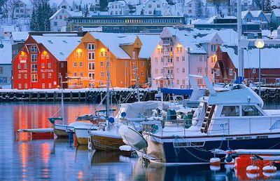 Städtereise Tromsø a la Carte - Kat. 1 Budget