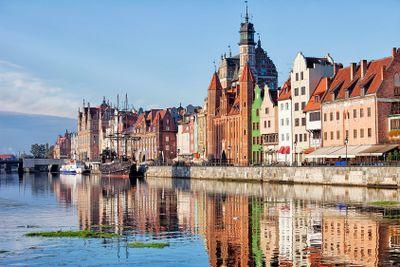 Schiffsreise Metropolen der Ostsee Tour B mit MS Ocean Majesty ab/bis Kiel