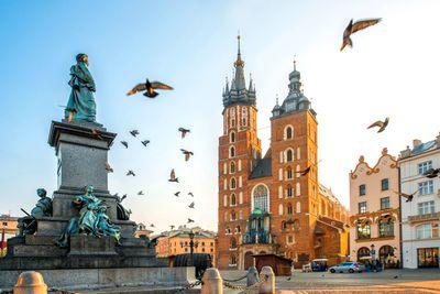 Busreise Die polnischen Metropolen