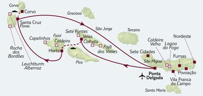 TUI Tours Busreise Von Insel zu Insel