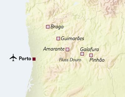 Standortreise Erlebniswoche Nordportugal