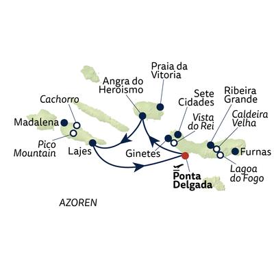 Busreise Azoren - bom apetite