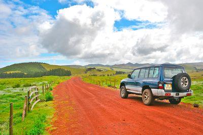 Auto-/Aktivreise São Miguel aktiv erkunden inkl. Mietwagen Kat. CH (Ford Fiesta o.ä)