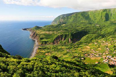 Busreise Von Insel zu Insel