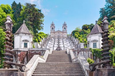Autoreise Das Herz Portugals
