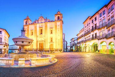 Busreise Höhepunkte Portugals