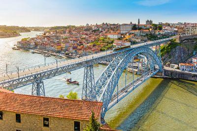 Autoreise Stippvisite Portugal