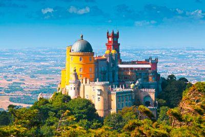 Busreise Von Nordportugal bis nach Lissabon