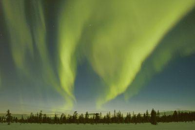 Bahnreise Arktisches Schweden