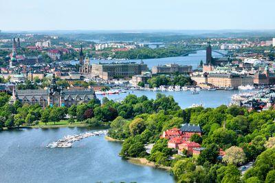 Göta Kanal vielfältig 6-Tage Stockholm-Göteborg / MS Diana - Tour B