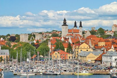 Autoreise Gotland, Städte & Kultur