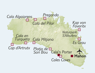 Wanderreise Wanderparadies Menorca
