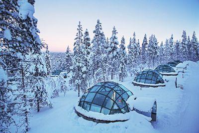 Standortreise Kakslauttanen Arctic Resort